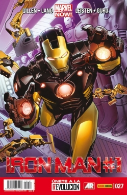 El Invencible Iron Man v2 #27