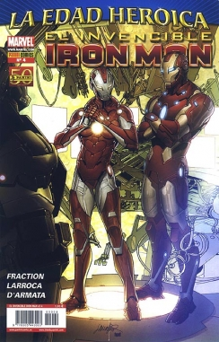 El Invencible Iron Man v2 #4