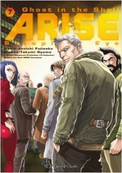 Ghost in the Shell Arise #7