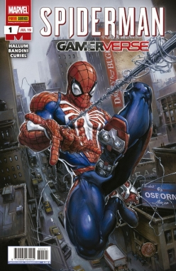 Spiderman: Gamerverse #1