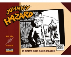 Johnny hazard  #3. 1948-1950