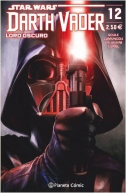 Star Wars: Darth Vader Lord Oscuro #12