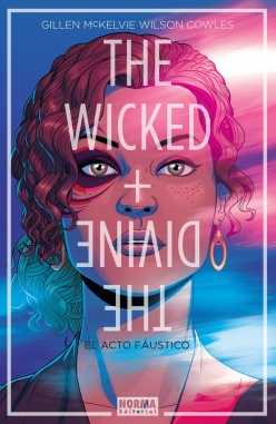 The Wicked + The Divine #1. El Acto Fáustico