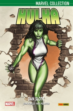 Marvel collection #3. Hulka de Dan Slott