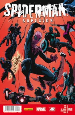 Spiderman Superior #88