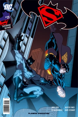 Superman/Batman (Volumen 1) #1