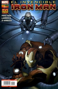 El Invencible Iron Man v2 #11