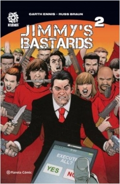 Jimmy's Bastards #2