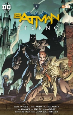 Batman Eterno: Integral #1