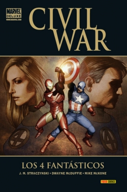 Civil War #7. Los 4 Fantásticos