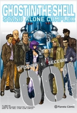 Ghost in the Shell: Stand Alone Complex #1