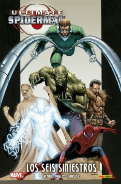 Ultimate Integral. Ultimate Spiderman #5. Los Seis Siniestros