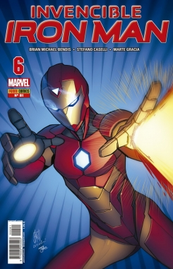Invencible Iron Man #6