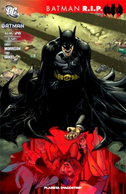 Batman Volumen 2  #26.  Batman R.I.P.