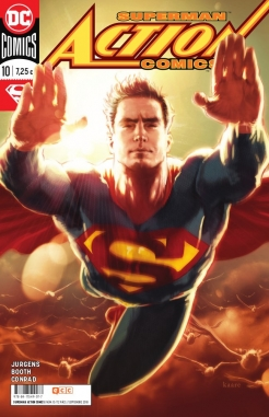 Superman: Action Comics (Renacimiento) #10