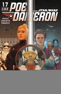 Star Wars: Poe Dameron #17