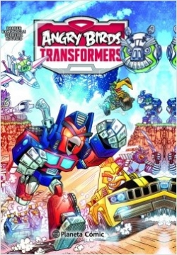 Angry Birds Transformers #1