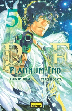Platinum End #5