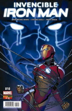 Invencible Iron Man #85