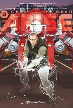 Ghost in the Shell Arise #4
