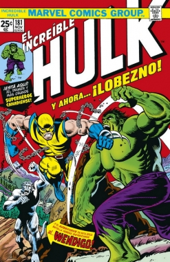 Marvel facsímil v1 #1. The Incredible Hulk 181