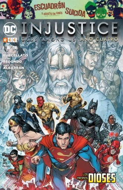 Injustice: Gods among us #38. Gods among us