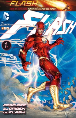 Flash: El origen de Flash #1