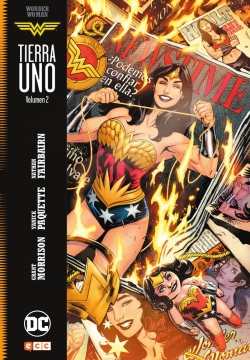 Wonder Woman: Tierra uno #2