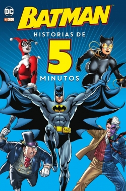 Batman: Historias de cinco minutos