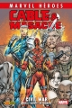 Marvel Héroes #97. Cable y Masacre. Civil War