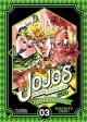 Jojo's bizarre adventure. Parte 2 #3. Battle tendency