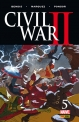 Civil War II #5