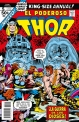 Marvel facsímil v1 #17. The Mighty Thor Annual 5