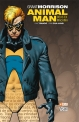 Animal Man de Grant Morrison #0. Deus Ex Machina
