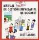 Manual Top Secret de gestión empresarial de Dogbert