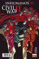 Inhumanos #30. Civil War II
