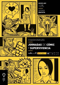 Jornadas de Comic y Supervivencia en Madrid